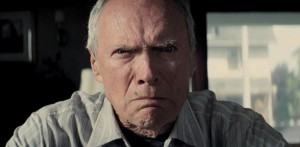Gran Torino, starring and directed by Clint Eastwood